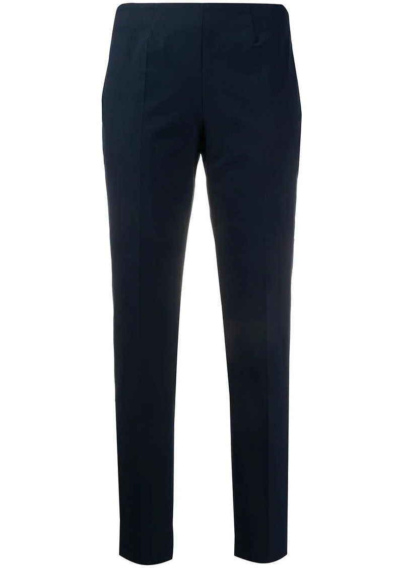 Piazza Sempione slim-fit slit-cuff trousers