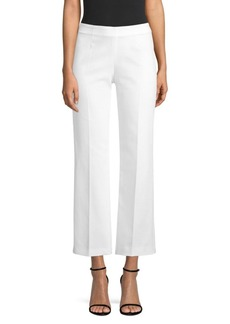 Piazza Sempione Smooth Front Ankle Pants