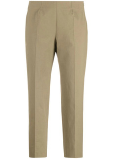 Piazza Sempione straight-leg cropped trousers