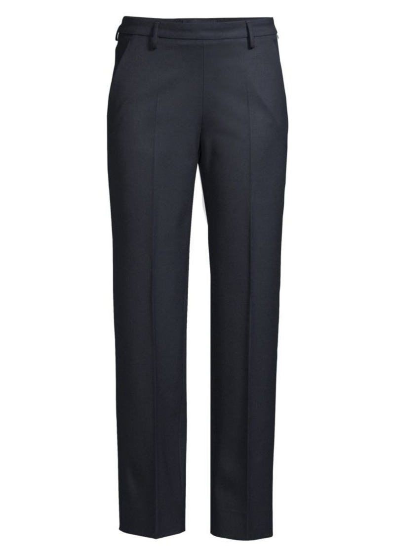 Piazza Sempione Stretch Wool Trousers