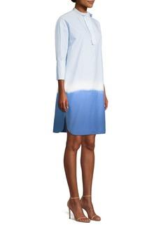 Piazza Sempione Tie-Dye Shirtdress