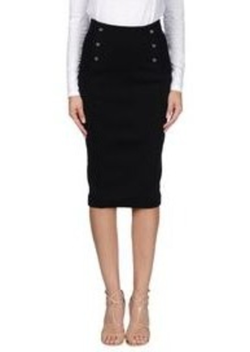 PIERRE BALMAIN - 3/4 length skirt