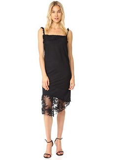 Pierre Balmain Lace Slip Dress