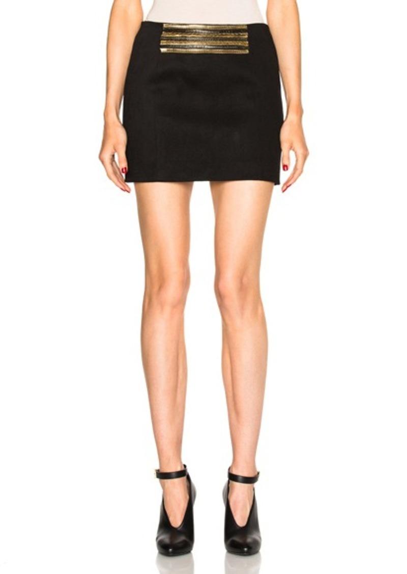 Pierre Balmain Mini Skirt