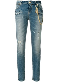 Pierre Balmain skinny fitted jeans - Blue