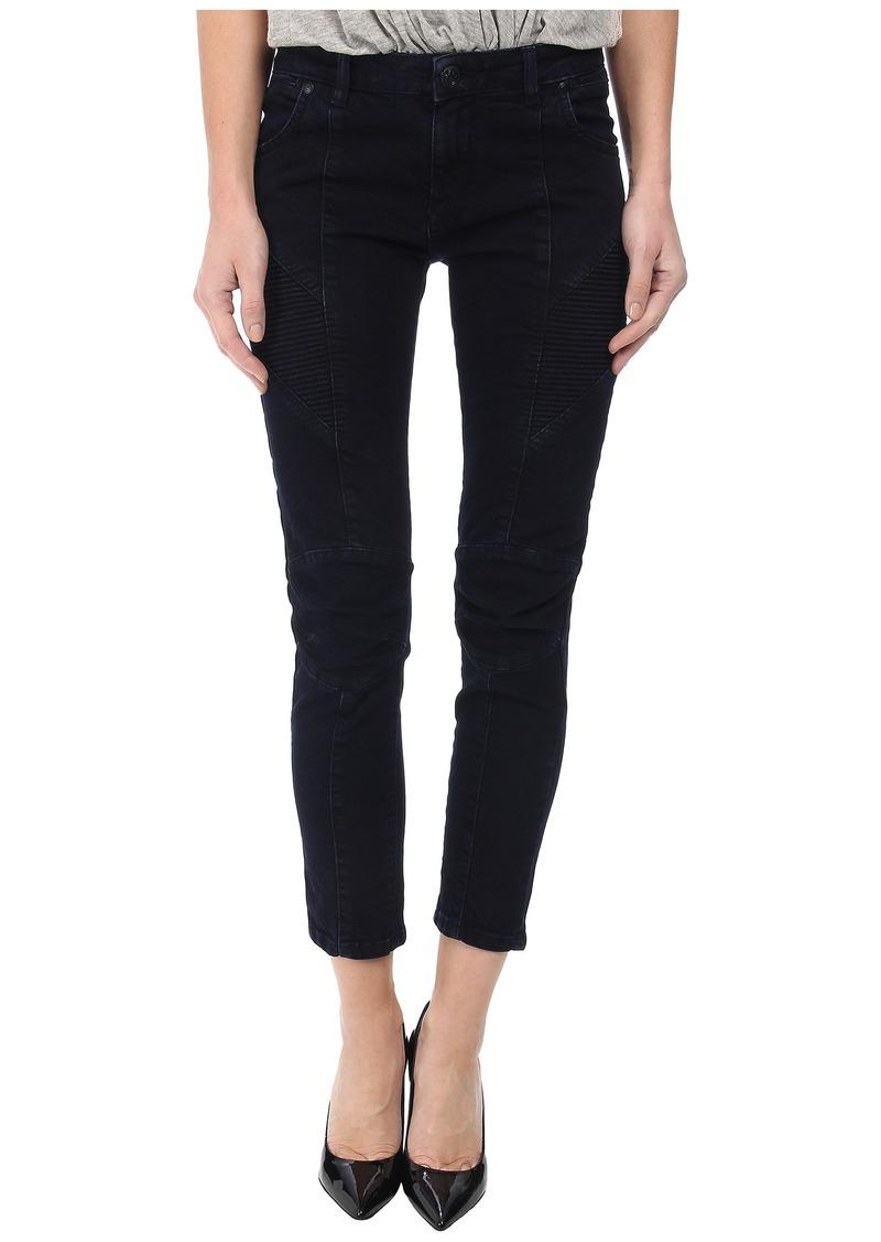 Pierre Balmain Skinny Jeans in Black