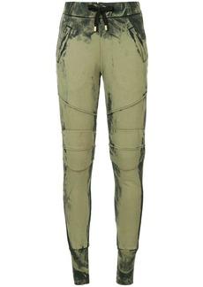 Pierre Balmain tapered track pants