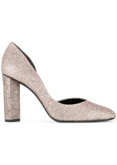 Pierre Hardy block heel pumps