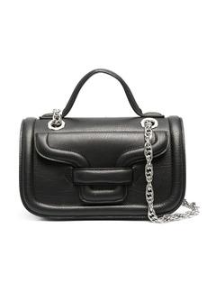 Pierre Hardy chain-strap leather crossbody bag