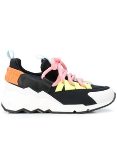 Pierre Hardy colour block sneakers