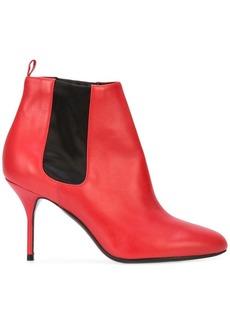 Pierre Hardy elastic panel stiletto boots