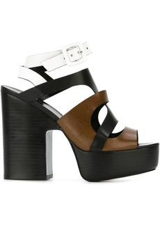 Pierre Hardy 'Fleetwood' sandals