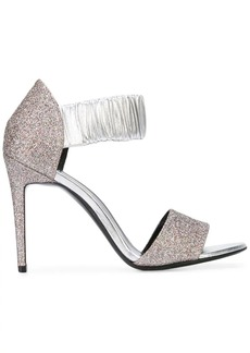 Pierre Hardy glitter detail sandals