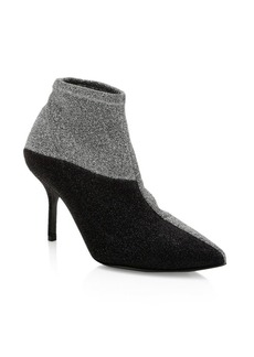 Pierre Hardy Kelly Metallic Ankle Booties