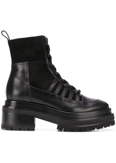 Pierre Hardy lace-up ankle boots