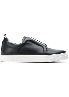 Pierre Hardy laceless low-top sneakers
