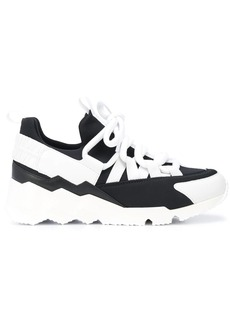 Pierre Hardy low-top lace-up sneakers