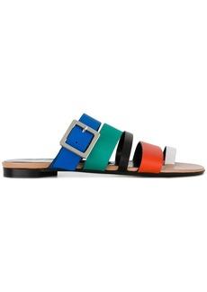 Pierre Hardy multi-strap sandals