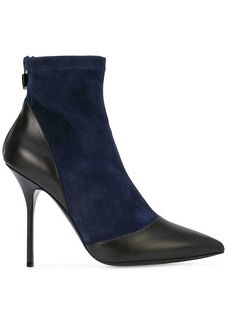 Pierre Hardy panelled sock boots