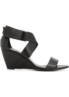 Pierre Hardy 'Criss Cross' sandals - Black