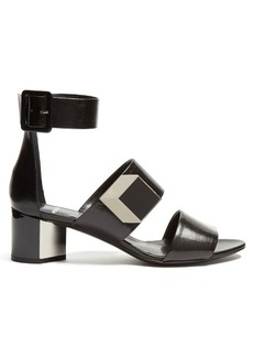 Pierre Hardy De D'Or block-heel sandals