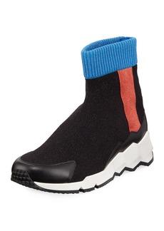 Pierre Hardy Flash Comet Sock Sneakers