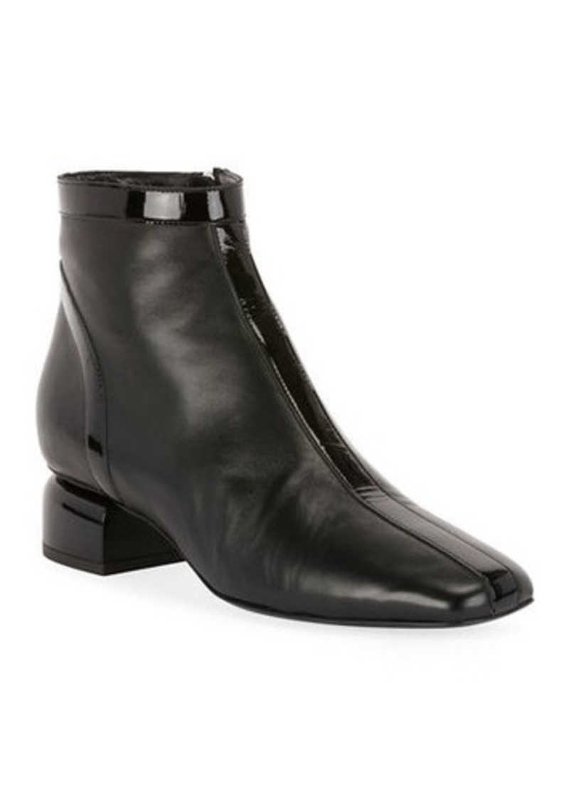 Pierre Hardy Frame Two-Tone Booties
