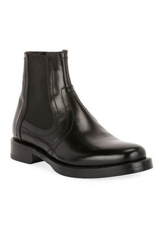Pierre Hardy Heroes Two-Tone Booties