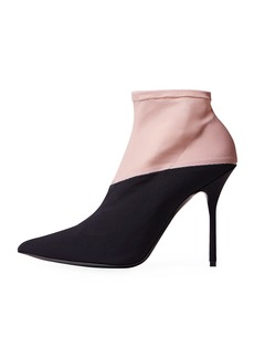 Pierre Hardy Kelly Two-Tone Ankle Booties