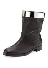 Pierre Hardy Metal Hoop Leather Boot