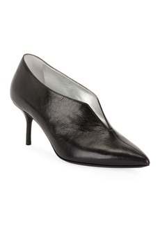Pierre Hardy Secret Leather Ankle Pumps