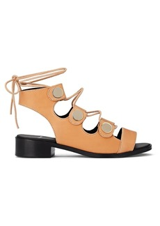 Pierre Hardy Women's Penny Ankle-Tie Sandals