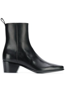 Pierre Hardy pointed ankle boots