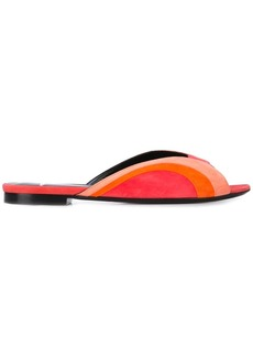 Pierre Hardy Rainbow sandals