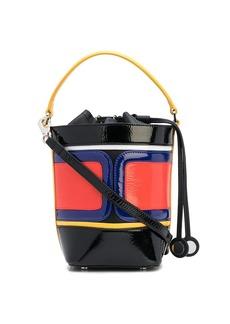Pierre Hardy Targa bucket bag