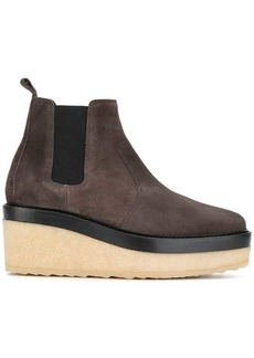 Pierre Hardy wedged chelsea boots