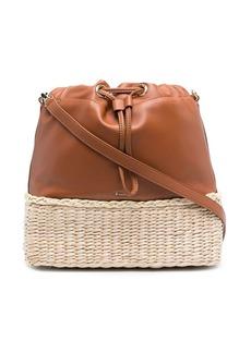 Pinko Midollino satchel bag