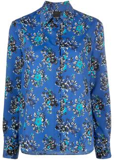 Pinko floral pattern shirt