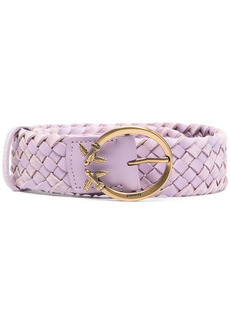 Pinko Love woven belt