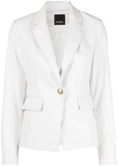 Pinko notched-lapels single-breasted blazer