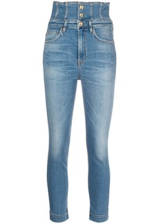 Pinko skinny high-waist jeans