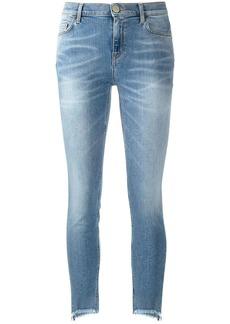 Pinko skinny step-hem jeans