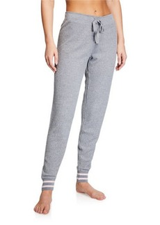 PJ Salvage Cozy Thermal Jogger Pants