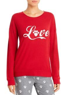 PJ Salvage Animal Lover Pajama Top