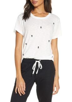 PJ Salvage Black Out Print Sleep T-Shirt