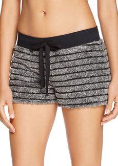 PJ Salvage Cozy Stripes Shorts