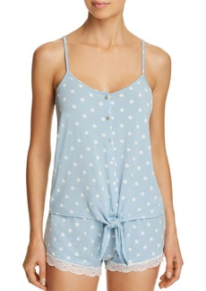 PJ Salvage Dotted Cami