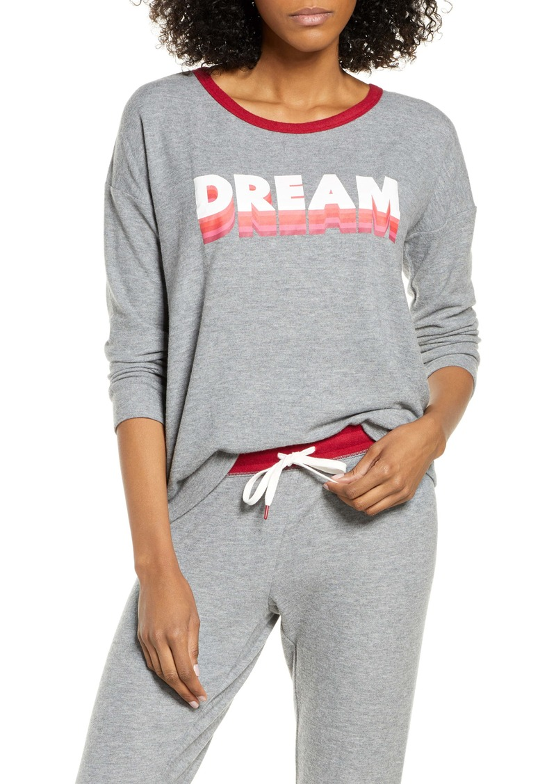 PJ Salvage Pajama Top