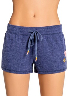 PJ Salvage Embroidered Retro Revival Shorts