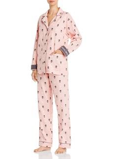 PJ Salvage Cotton Pajama Set - 100% Exclusive